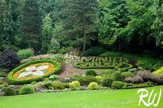 Minter Gardens British Columbia, Canada -