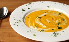 Pumpkin Potage Recip