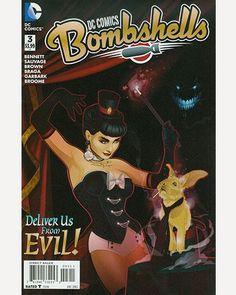 DC Bombshells Comic - Issue 3