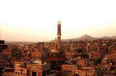 Sana'a | Yemen (by Alfredo Felletti | via opaaaa)