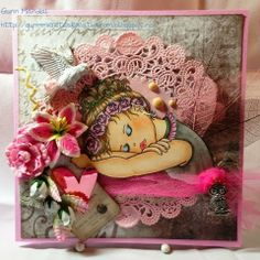 Charmed Cards and Crafts the Blog: Hello