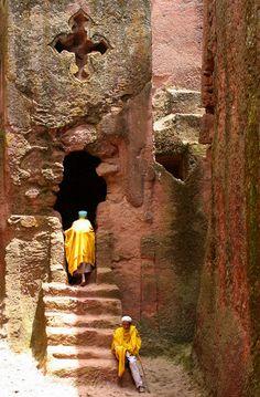 Lalibela - , Adis Abeba - Ethiopia