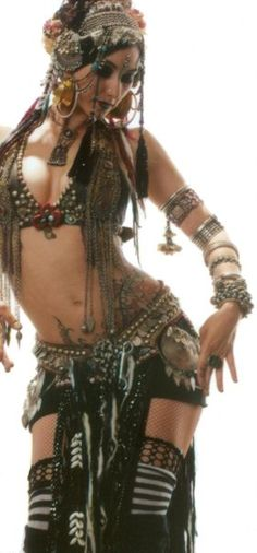 Rachel Brice #tribalfusion #bellydance