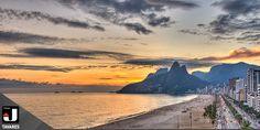 Vieira Souto: As vantagens de morar na avenida de doze quarteirões à beira-mar | Por: Tamyris Santana