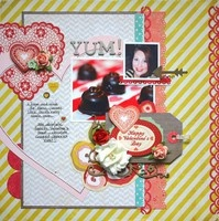 A Project by sarahmullanix from our Scrapbooking Gallery originally submitted 02/06/12 at 07:20 AM