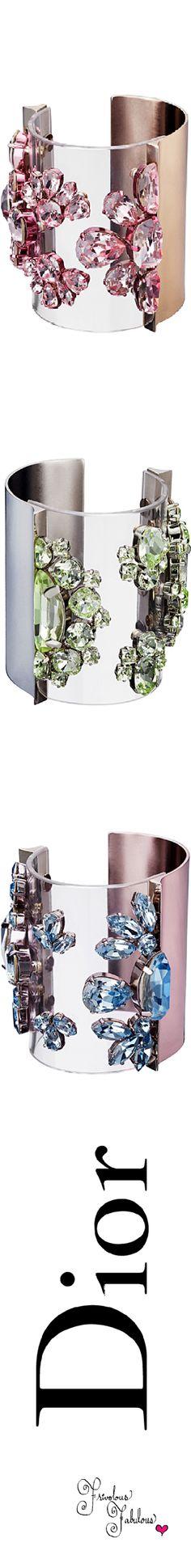 Frivolous Fabulous - Dior Jewelry Box, Jewelery, Vintage Jewelry, Jewelry Accessories, Fashion Accessories, Fashion Jewelry, Jewelry Design, Christian Dior, Ring Bracelet