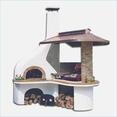 Barbecue pierre gargano avec four pizza id es jardin for Outdoorkuche mit grill