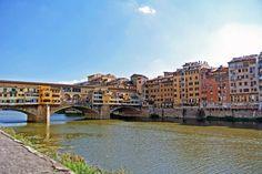 Florenz war eine der Städte, auf die ich mich am meisten gefreut habe. Oft habe ich Bilder von der Skyline mit der beeindruckenden Kuppel des Doms gesehen.