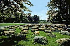 Tanner Fountain, Harvard University | PWP Landscape Architecture