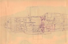 Chance Vought Corsair Blueprints Aircraft Manuals and Data - Click Image to Close Balsa Wood Models, Ww2 Aircraft, Line Drawing, Scale Models, Aviation, Manual, Airplanes, Construction, How To Plan