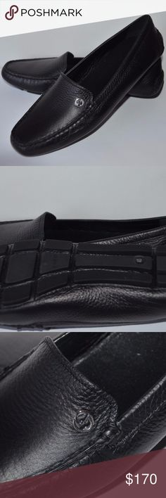 GUCCI women's loafers. Brand new. Gucci women's black leather loafers. EURO size 40 US Size 9.5-10 Brand new Gucci Shoes Flats & Loafers