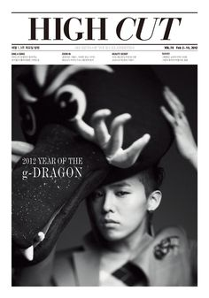 [記事]HIGH CUTのGD - BIGBANG! Check it out!