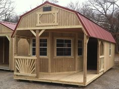 gelux playhouse shed by Old Hickory Buildings