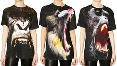 Beautiful Things.: Christopher Kane Mandrill T-shirt