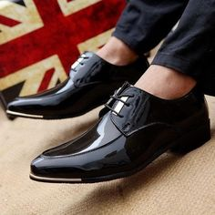 """Stylish and Comfortable, Handmade Genuine Leather """"SAK SLEEK SERIES"""" Shoes Color: BLACK and BLUE Size: US6.5- US9 Price: $77.00 FREE WORLDWIDE DELIVERY!!! Shop @ www.sakstyleshop.tictail.com Email @ sakstyleshop@gmail.com"""