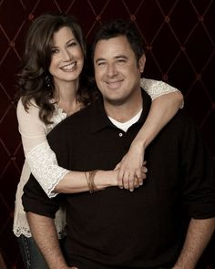 Vince Gill and Amy Grant- saw the. For a Christmas in Nashville show at the Ryman Auditorium. Best pipes ever. Man he hits some high notes!