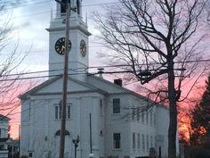 Hadley, Massachusetts Congregational Church