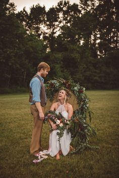 Rustic boho wedding ideas #wedding @weddingchicks
