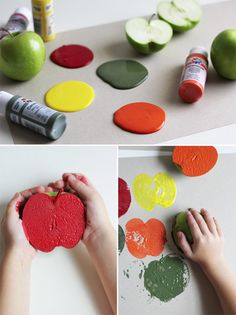 A Fall Craft That's Bushels of Fun!