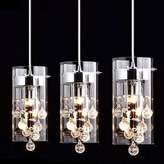 CLAXY Ecopower Lighting Glass & Crystal Pendant Lighting ... https://smile.amazon.com/dp/B014F7W8JY/ref=cm_sw_r_pi_dp_x_xZXuybPV969WD