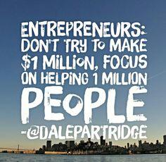 Entrepreneurs..