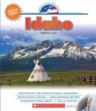 Explores the land, people, history, economy, and travel opportunities of the state of Idaho.