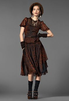 Dolce  amp  Gabbana Borocco FW 2013 Autumn Winter Fashion 565e52be5a2