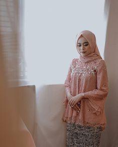 Kebaya Modern Hijab, Kebaya Hijab, Kebaya Brokat, Batik Kebaya, Kebaya Dress, Kebaya Muslim, Muslim Dress, Batik Dress, Kebaya Simple