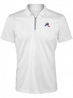 Le Coq Sportif Men's Spring Tennis #2 Polo