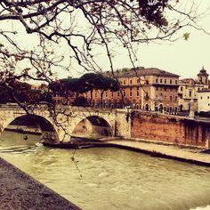 Rome-Ponte Palatino
