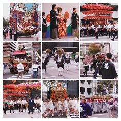 Gion Festival in Kyoto, July 2017, Japan