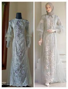 Hijab Prom Dress, Dress Brukat, Muslim Dress, Dress Outfits, Graduation Dresses Long, Cheap Homecoming Dresses, Fashion Drawing Dresses, Fashion Dresses, Muslim Fashion