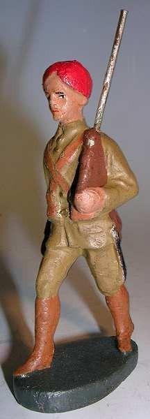 Spielzeugsoldaten 2. Weltkrieg - Hausser Elastolin 7,5 cm http://figurenmuseum.de/s/cc_images/cache_2455379793.jpg?t=1424424767