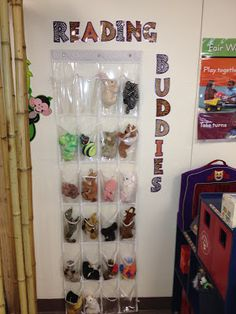 Pre-K Possibilities: Classroom Organization  totally wanna do this in my classroom!!!!!
