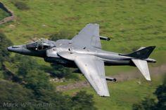ZD468 RAF Harrier GR9 2009-08-06