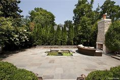 #TaylorSwift's Patio in Nashville >> http://www.frontdoor.com/buy/tour-taylor-swifts-nashville-home-for-sale/pictures/pg173?soc=pinterest#