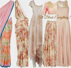 La Fashionista: All blush errything!