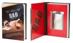 Promotional flask for the movie Bad Teacher