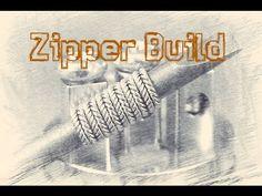 Zipper Coil Build - YouTube