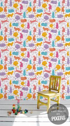 Cats wallpaper by PIXERS <3  www.pixersize.com