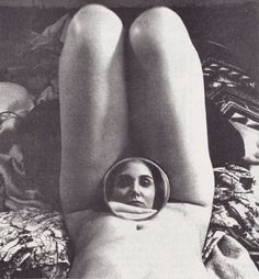 One of my favorite photographs. Self Portrait by Armen Susan Ordjanian from 'The Blatant Image: A magazine of feminist photography' no. 1 1981 by cold___meat