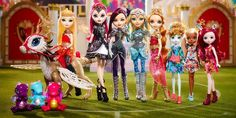 Продажа кукол Monster High|Ever After High | VK
