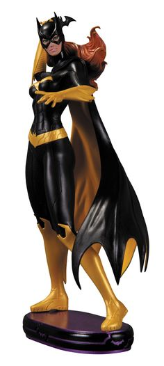 DC Collectibles DC Comics Cover Girls Batgirl Statue