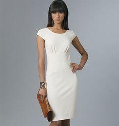 Patron de robe - Vogue 8685