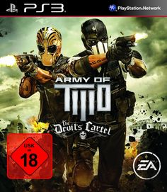 Army of Two: The Devil's Cartel - [PlayStation 3]: Amazon.de: Games
