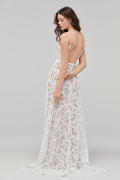 """Willowby by Watters Fall 2017 """"Metamorphosis"""" bridal collection Asa"""