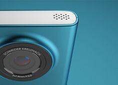 feiz design studio / project / P100 Camcorder