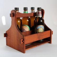Beer Box teak danish vintage mid-century