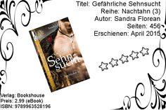 Somayas Bücherwelt: Gefährliche Sehnsucht von Sandra Florean
