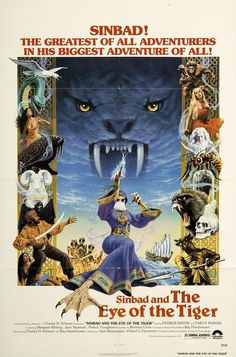Sinbad and the Eye of the Tiger (1977)